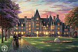 Elegant Canvas Paintings - elegant evening