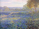 onderdonk Fields of Bluebonnets