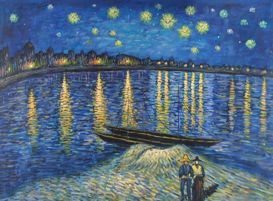 Vincent Van Gogh Paintings Where Can I Buy One