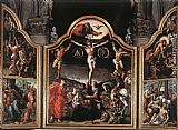 Bernaert van Orley - Altarpiece of Calvary